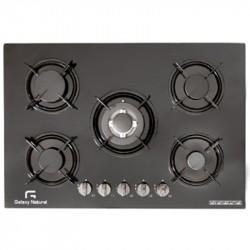 Plaque de cuisson 5 feux QB-5001