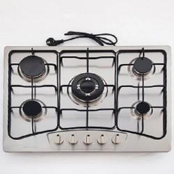 Plaque de cuisson 5 feux Galaxy-5400