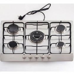 Plaque de cuisson 5 feux Silver-5300