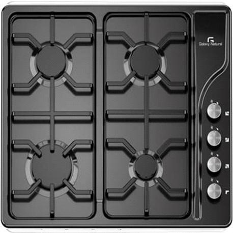 Plaque de cuisson 4 feux Sigma A6400Noir