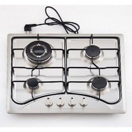 Plaque de cuisson 4 feux H-5008